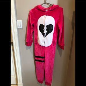Fortnite Cuddle Leader costume & Mask, Child 8-12.